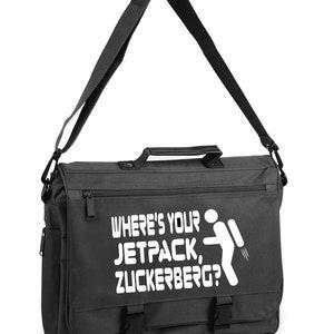 The Office Briefcase Messenger Bag Laptop Bag Dunder Mifflin Dwight You Ignorant Slut The Office Gift The Office Messenger Bag