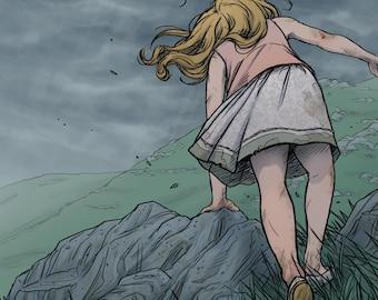 Stray Sod Comic - Issue 3 - Irish Folklore Adventure
