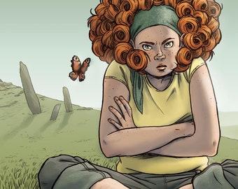 Stray Sod Comic - Issue 1 - Irish Folklore Adventure