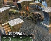 PuzzleLock - Sewers Undercity
