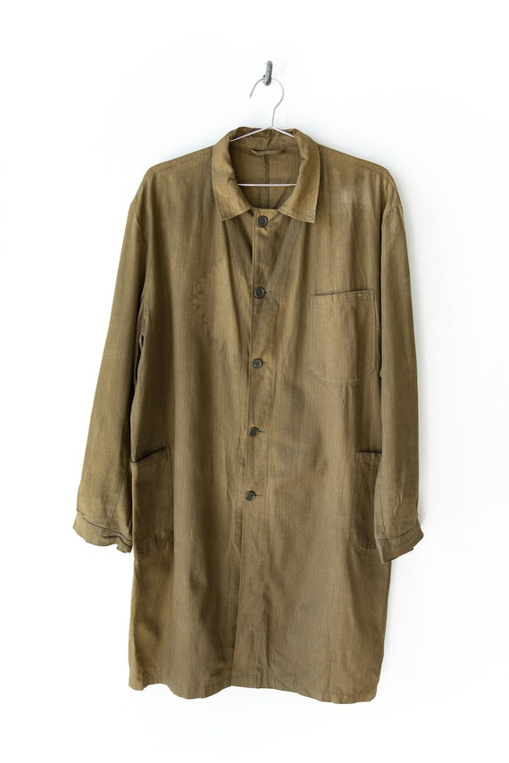 European Chore Coat