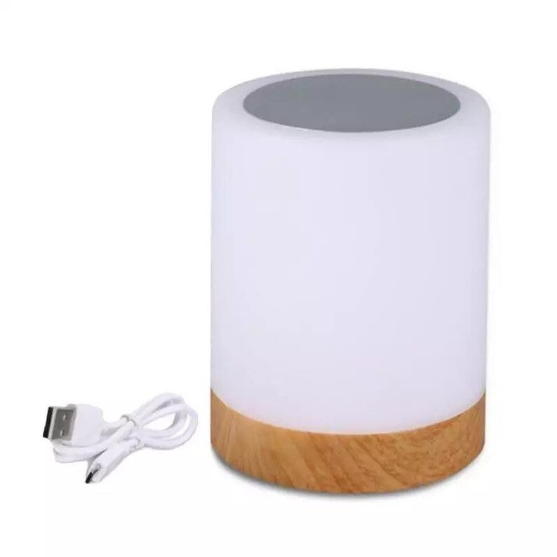 Ricaricabile Led Touch Night Light Little Nightlight Tavolo vHWMRcir