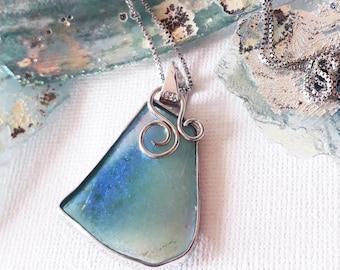 Ancient Roman Glass Pendent