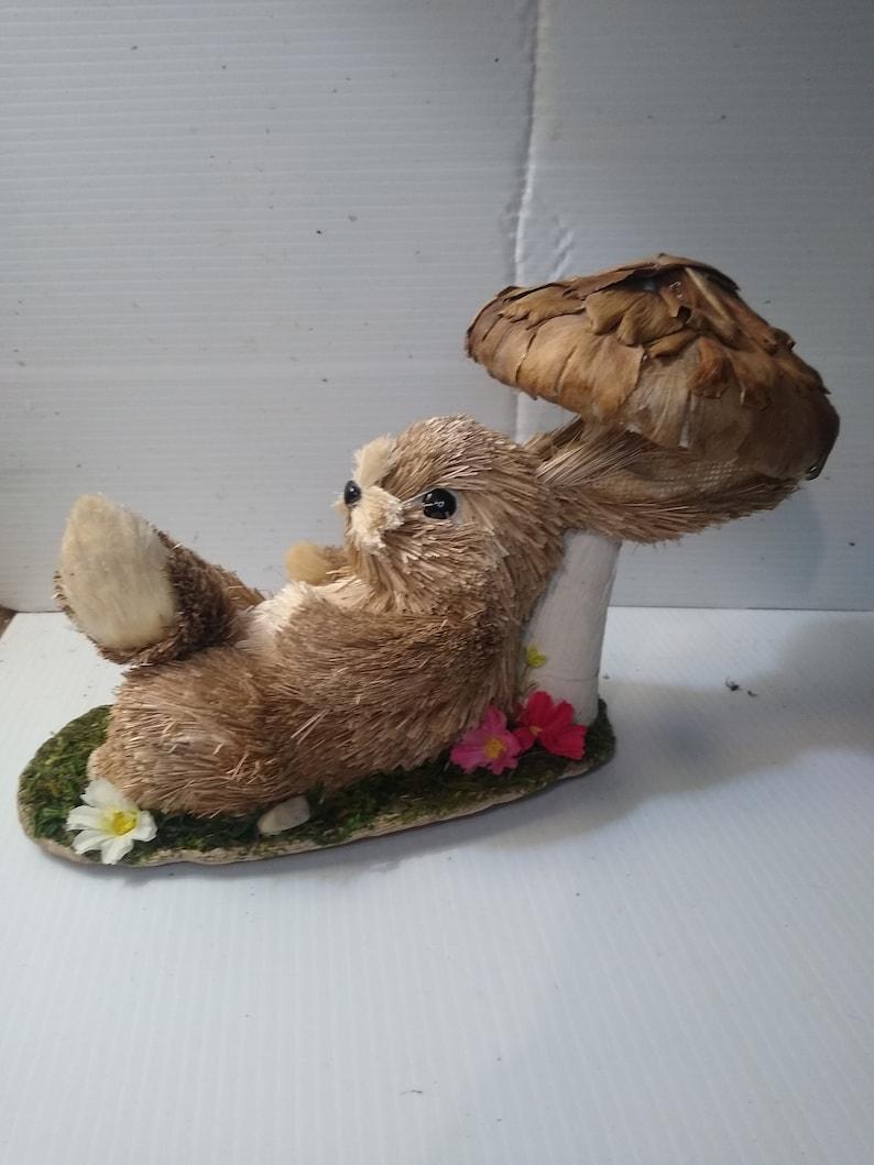 Pine needle rabbit