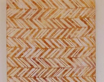 Chevron Batik Fabric