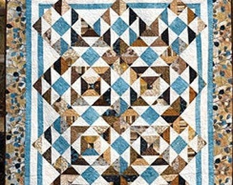 At Sea - Quilt Pattern