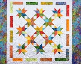 Stardust - Quilt Pattern