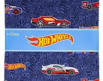Hot Wheels Layer Cake