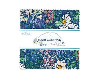 Rocky Mountain Wild Charm Pack