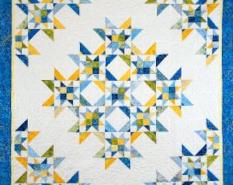 Nine Sisters - Quilt Pattern