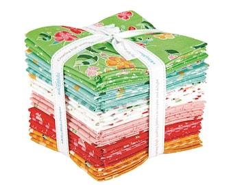 Strawberry Honey Fat Quarter Bundle