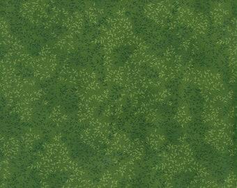 Green Tone Vine & Leaf