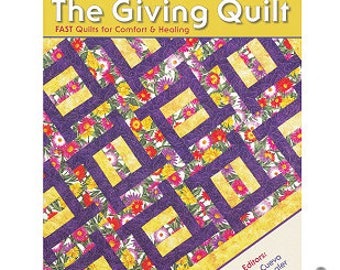The Giving Quilt - Quilt Book