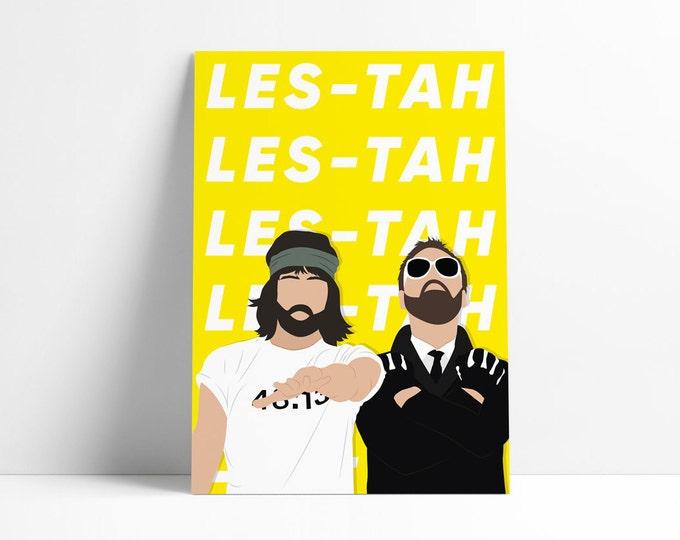 Kasabian | LESTAH | Print A4