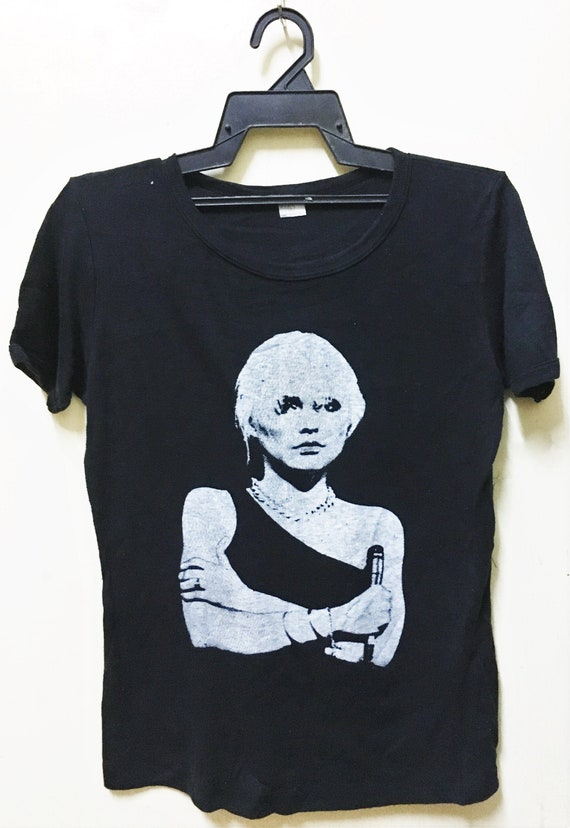 Vintage 70 1977 BLONDIE Rip Her to Shreds Tour Con