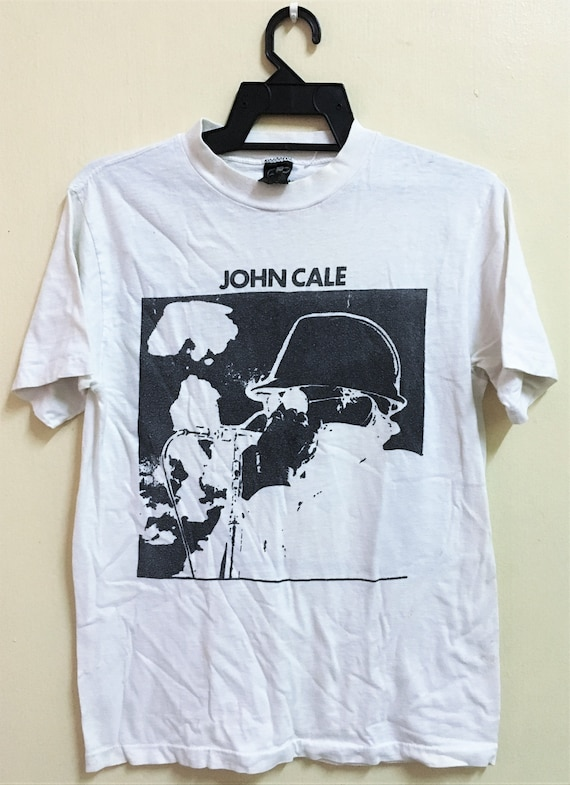 Vintage 70s JOHN CALE Punk Rock Tour Concert Promo