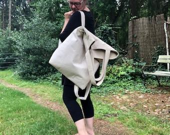 Extraordinary Mega Bag Giant Bag Large bag Hipster Bag Unique Piece Unisex Bag Backpack Bag