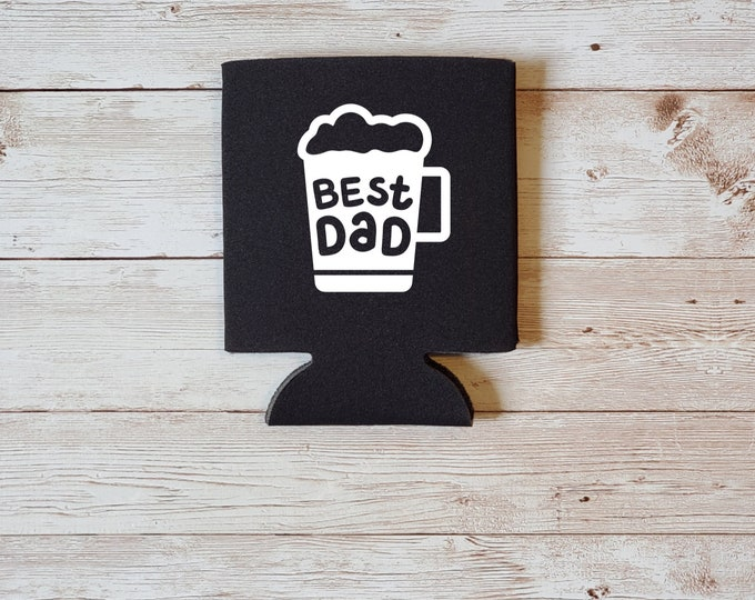 Best Dad Koozie Father's Day Gift