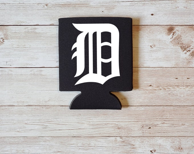 Detroit Tigers MLB Koozie