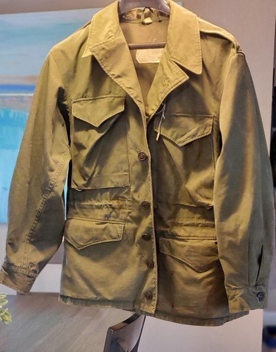 1943 Army field jacket MQ1