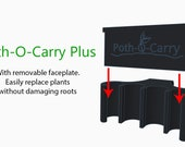 Poth-O-Carry Plus Pothos Holder with Open Face Technology