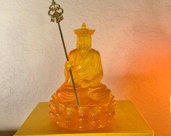 Ksitigarbha Statues