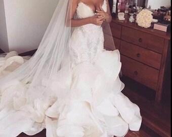 Mermaid Wedding Dress Etsy,Wedding Long Beautiful Dresses For Girls