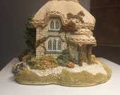 Lilliput Lane Collectible Titmouse Cottage - with Deed and Original Box