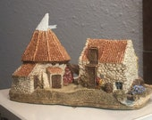 Lilliput Lane Collectible Preston Cottage - with Deed and Original Box