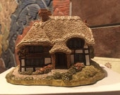1989 Lilliput Lane Swift Hollow Cottage - with Deed and Original Box