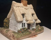 Lilliput Lane Clare Cottage - with Deed in Original Box