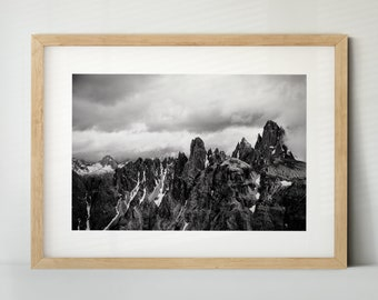 Dolomiten, Südtirol (Poster, Fine Art Print, Leinwand) | Landschaft, Berge