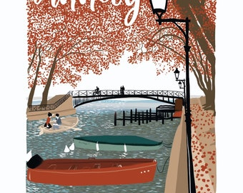 Poster Annecy