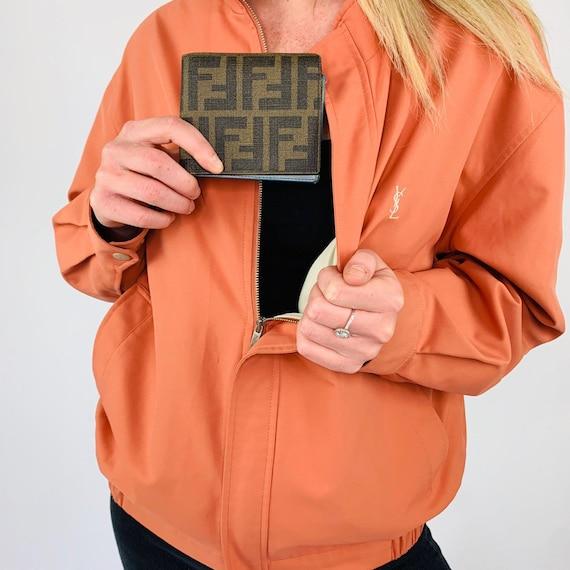 Fendi wallet. Vintage Fendi monogram wallet.