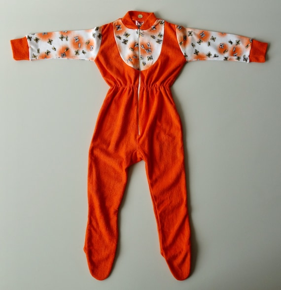 Authentic 1970s new old stock never used baby newb