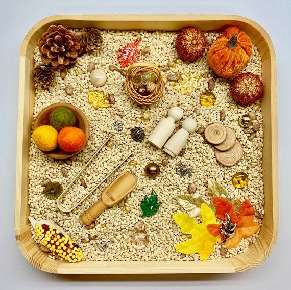 Fall Sensory Kit