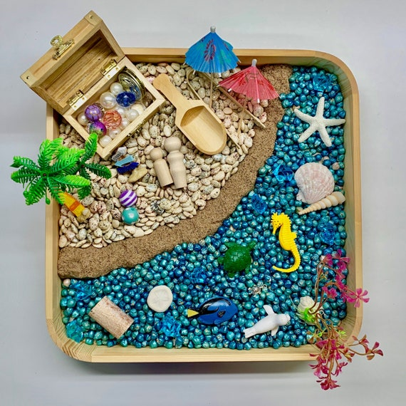 Beach Days Sensory Kit