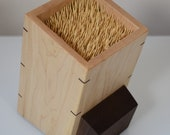 Knife Block - Handcrafted