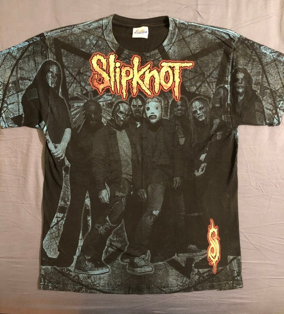 Slipknot All Over Print 'All Hope is Gone' (2008)