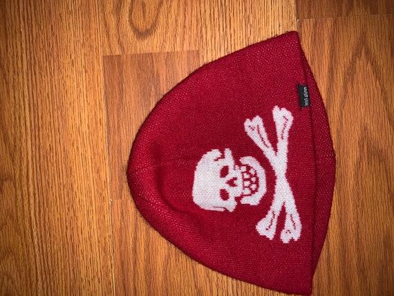 2 Skull Cap Lot Peter Grimm