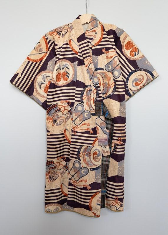 Antique Childs / Kids Cotton Kimono