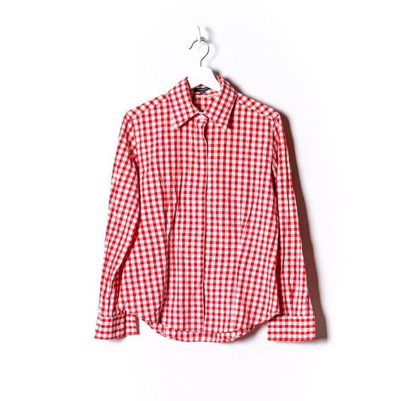 Burberry women's blouse carved