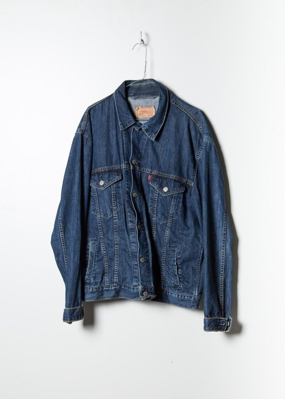 Levi's Men's Denim Jacket in Blue