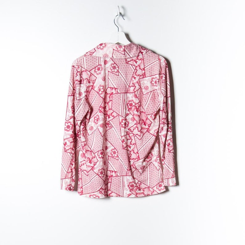 Women/'s blouse red