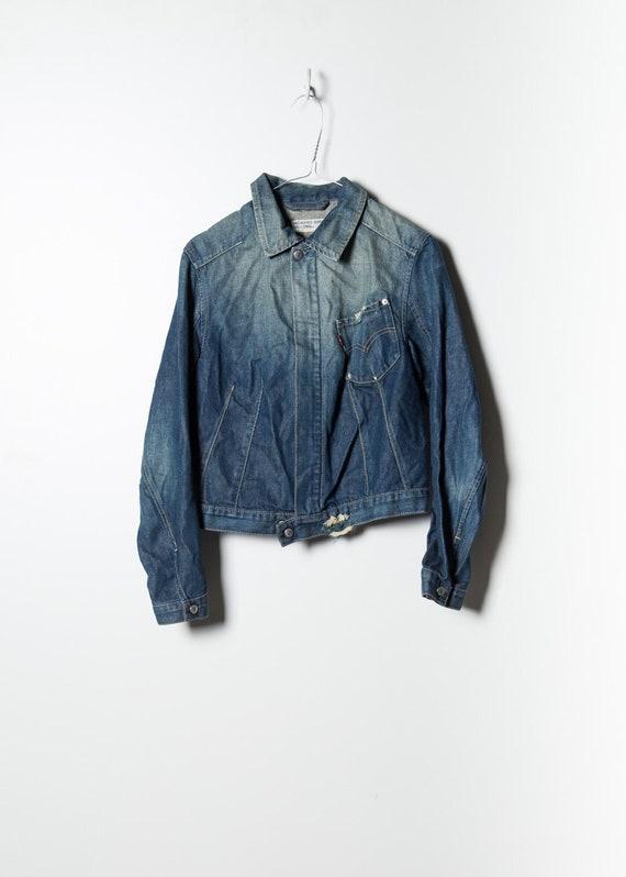 Levi's Women's Denim Jacket in Blue