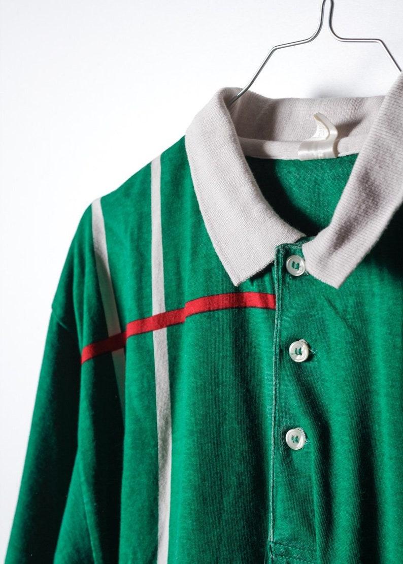 Vintage Men/'s Polo in M
