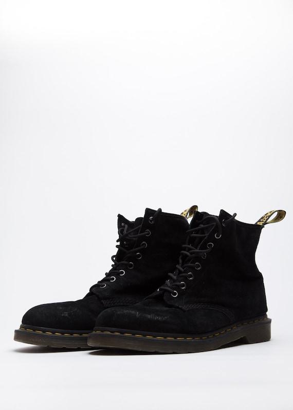 Dr. Martens Men's Shoes in Black