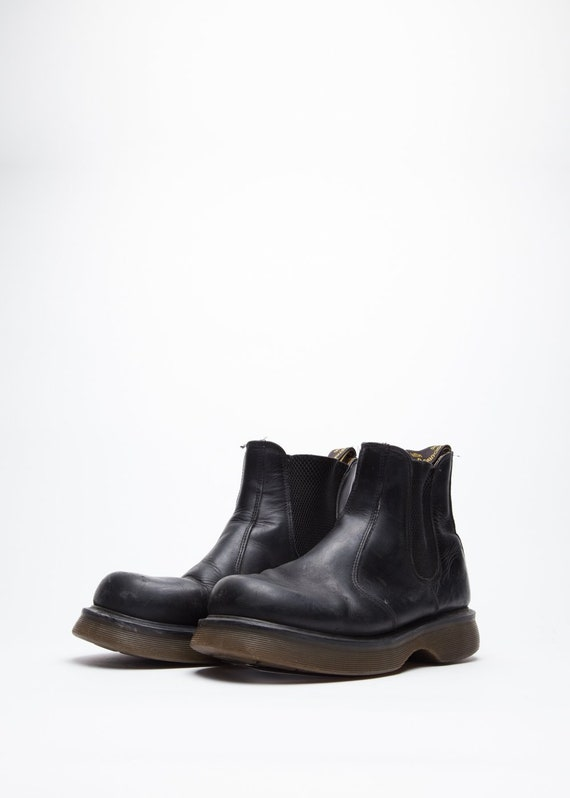 Dr. Martens Boots Women's Leather