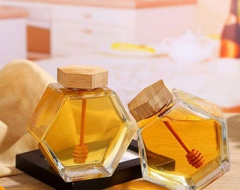 Honey Jar Etsy
