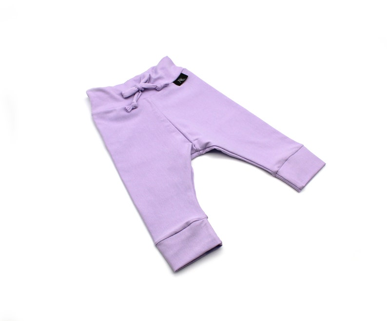 Purple Baby Leggings Choose the color of your baby leggings Lila baby Pants Lilac color Newborn Coming Home Outfit Unisex newborn Pants